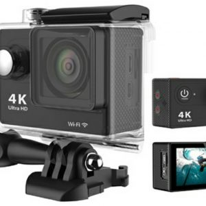 4k mini camera Black