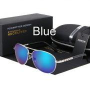 Sun Glasses Blue