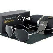 Sun Glasses Cyan