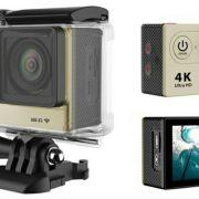 4k mini camera Gold