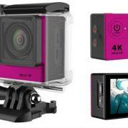 4k mini camera Hot Pink