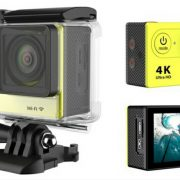 4k mini camera Hot Yellow