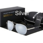 Sun Glasses Silver