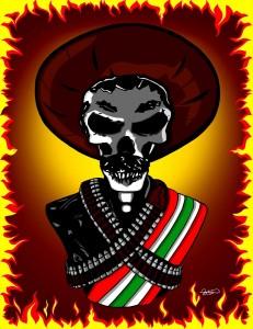 Miguel - Dia De Los Muertos Piece